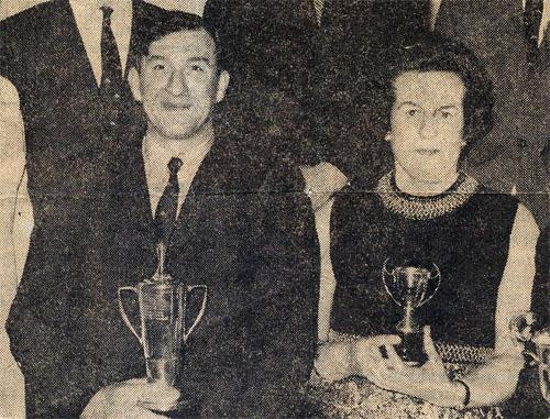 Tom and Anne Mazzoni