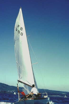 Mingulay sailing