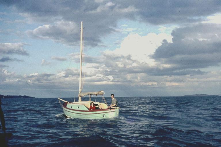 Swallow, early boat